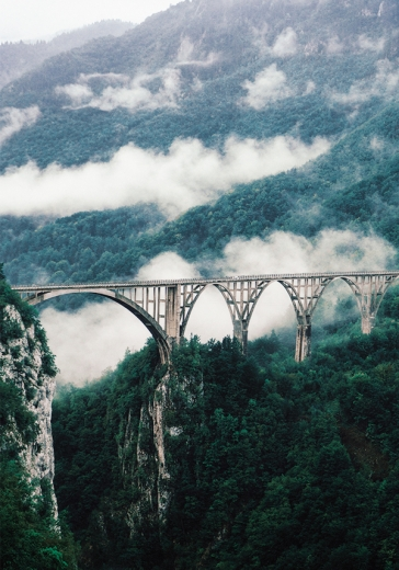 BRIDGE ON TARA