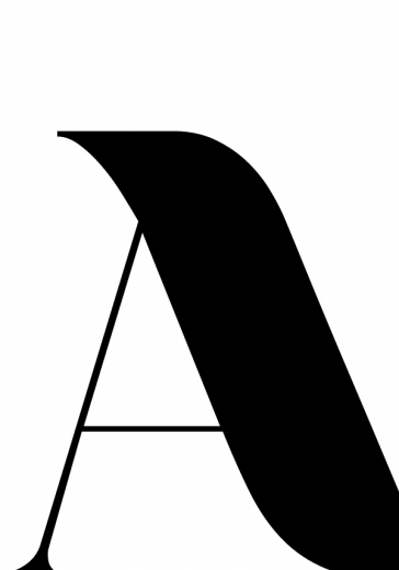 LETTER A ONE
