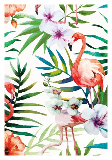 TROPIC FLAMINGO
