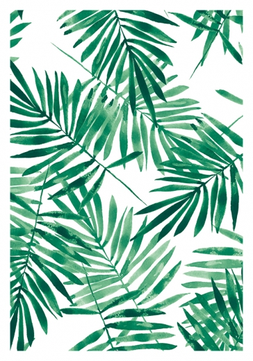 PALM LEAVES PATTERN