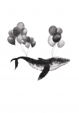WHALE BALLOONS